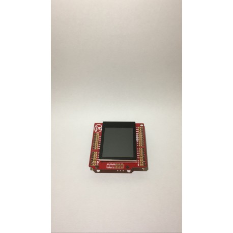"1.8"" TFT with Capacitive Touch Screen Starter Kit"