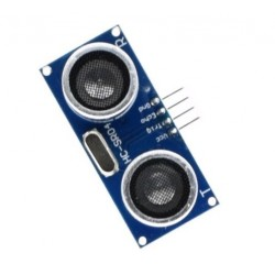 Ultrasonic Wave Detector Ranging Module