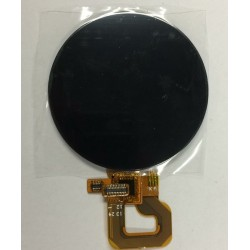 1.22 inch round tft lcd with capacitive touch