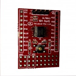 20pins 24MHz MCU for Bread Board